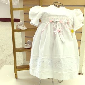 Other - Baptismal Baby Dress, 6/12 months cec1